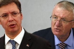 Хрватски медији: ДСС-Двери опаснији по Хрватску од Шешеља - који се имплицитно сврстао на страну Вучића