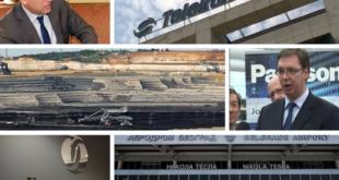 Вучић са ЕБРД и даље преговара о продаји Телекома и припрема продају Комерцијалне банке, Аеродрома Никола Тесла и ЕПС-а 3