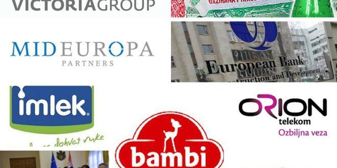 Ко стоји иза ЕБРД-а и инвестиционог фонда Мид Европа партнерс који купују медије, телекомуникације и прехрамбену индустрију у Србији 1