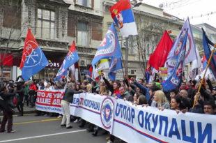 """""""Част Отаџбине"""" тражи раскид свих споразума са НАТО и његово истеривање из Србије"""