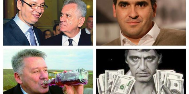 Веља Илић за пет милиона евра од клана Николић и дон Вучића купио место градоначелника Чачка 1