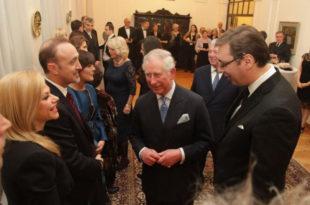 Чему ова маскарада са британским принцом у Србији?