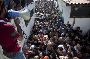 Број миграната у Грчкој се удвостручио после пуча у Турској