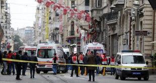 Турска: Усред учесталих терористичких напада, Истанбул опустео 7
