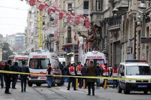 Турска: Усред учесталих терористичких напада, Истанбул опустео