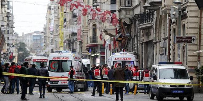 Турска: Усред учесталих терористичких напада, Истанбул опустео 1