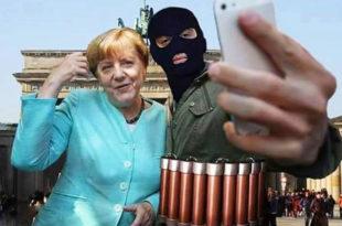 Десничари Меркеловој: Канцеларко, ваше руке умрљане су крвљу недужних Немаца!