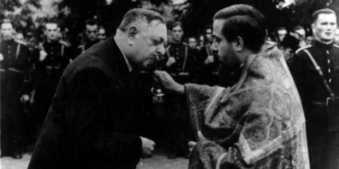Сведочење монахиње Јевросиме: Код Недића спас од усташког ножа 1