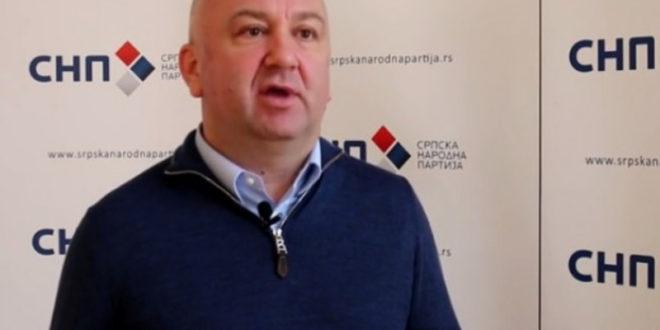 Распад у СНП-у, Ненада Поповића напустили челни људи 1