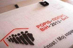 Попис становништва у БиХ: Намештаљка тешка 25 милиона евра