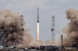 Започет руско-европски поход на Марс