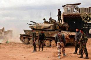 Велика офанзива Асадових снага, уништавају џихадисте код Палмире