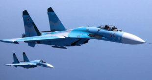 Погледајте како руски пилоти у Сирији забављају сиријску децу ваздушним акробацијама (видео) 9