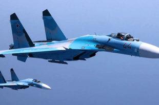 Погледајте како руски пилоти у Сирији забављају сиријску децу ваздушним акробацијама (видео)