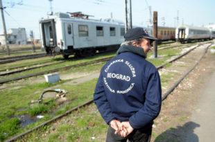 Радници блокирали део пруге у Београду због неисплаћених зарада 3
