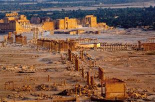 У Сирији почела обнова Палмире без учешћа УНЕСКО-а 2