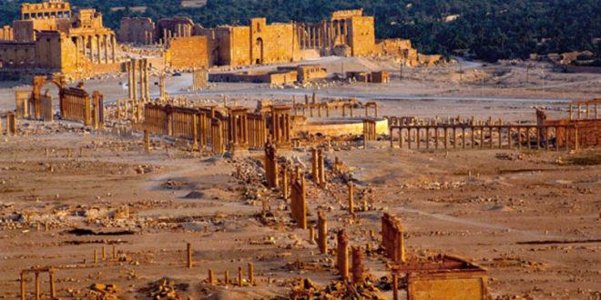 У Сирији почела обнова Палмире без учешћа УНЕСКО-а 1
