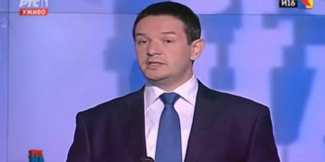 ШАРОВИЋ: Јака Србија није интерес и циљ ЕУ, већ Србија под влашћу неспособног и корумпираног