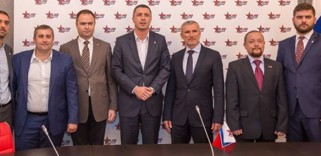 Водећи руски политичари поздравили улазак ДВЕРИ-ДСС у Скупштину Србије