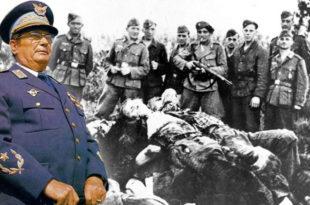 ТИТО СКРИВАО ИСТИНУ: Геноцид над Србима у Јасеновцу нису вршиле само усташе
