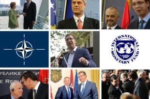 НАТО, ММФ, ЕУ и Светска банка једва чекају да поново на власти устоличите неспособну, лоповску и лажовску марионету 6