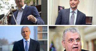 Шешељ: Вучић планира коалицију са Чедом, Борисом и Чанком! 12