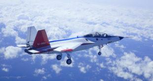 Успешан први лет јапанског ловца пете генерације X-2 3