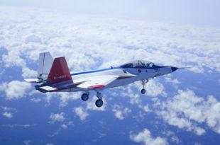 Успешан први лет јапанског ловца пете генерације X-2