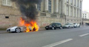 Хаос у Француској (видео) 3