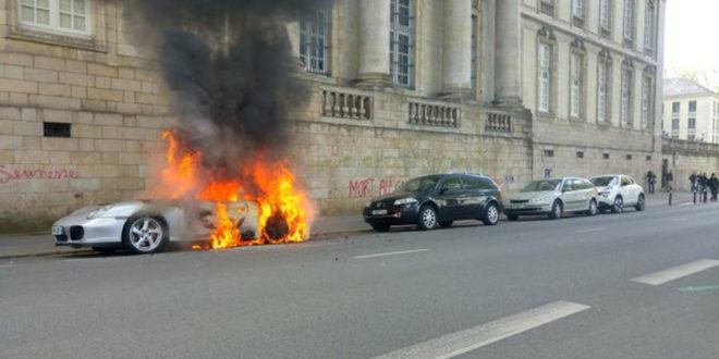 Хаос у Француској (видео)