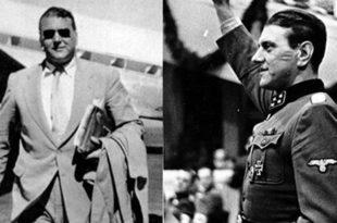 Нацистички официр СС-а Oто Скорзени убиjао за Mосад
