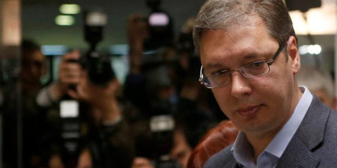 Вучићу, син ти у Будви за ноћ потроши 5.000 евра а ти би да ти српска деца раде од 16 година?