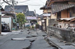 Јапан: Десетине мртвих у земљотресима, спасиоци трагају за преживелима 6