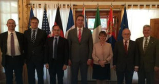 Александар Вучић разматрао план реформи Србије са амбасадорима САД, Британије, Француске, Немачке и Италије 5