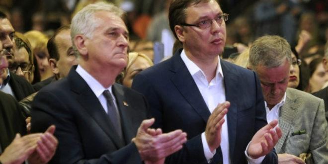 Николићу, честитам победу на изборима догодине! 1