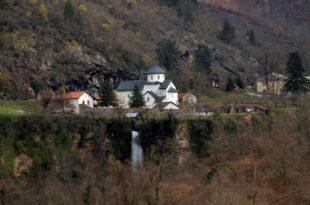 Сада и манастир Морача пред потопом