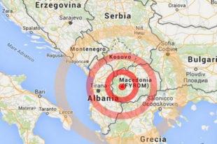 Нови потреси на југу Блкана