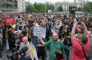 """Пермутовали сте име покрета! Уместо """"грађанског"""" ви стварате Сорошев покрет"""
