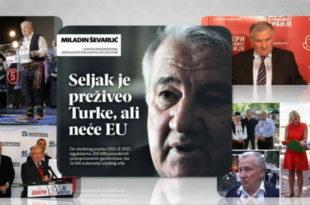 Миладин Шеварлић: Сељак је преживео Турке, али неће ЕУ