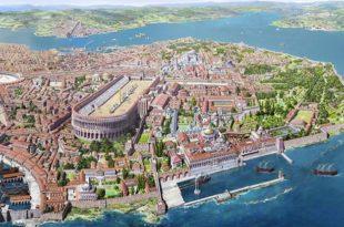 На данашњи дан 11. мај 330. године свечано је инаугурусана нова престоница Римског царства