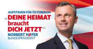 Аустријска Партија слободе оспорила резултате председничких избора 5