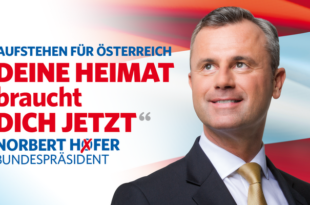 Аустријска Партија слободе оспорила резултате председничких избора