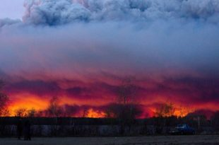 Канада у пламену: Пожар ван контроле и гута све пред собом