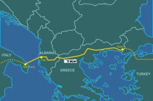 Почиње изградња грчког крака гасовода ТАП из Азербејџана
