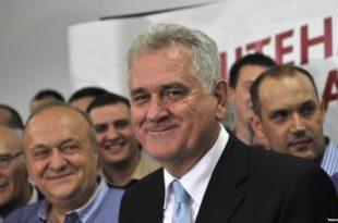 Двери: Николић није председник свих грађана Србије, већ слуга Вучићевог режима и СНС