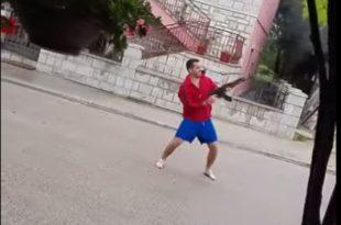 ТО, НОЛЕ ТО! Погледајте како су у Билећи прославили победу Новака Ђоковића на Ролан Гаросу (видео)