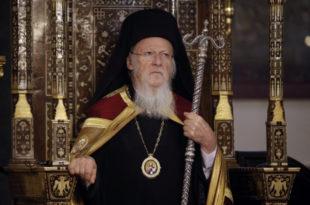 Оптужбе: Патријарх Вартоломеј је издајник!