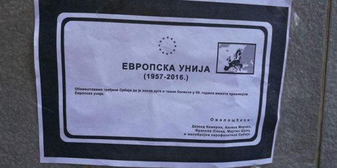 Крах ЕУ на Балкану: Србија мора сама да се брани 1