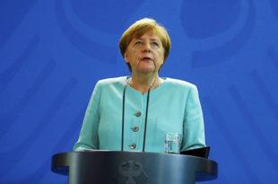 Меркел: Brexit значи коренити заокрет за Европу и процес европских интеграција