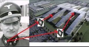 НАТО отвара нови штаб инспирисан нацистичким СС зиг рунама (видео)